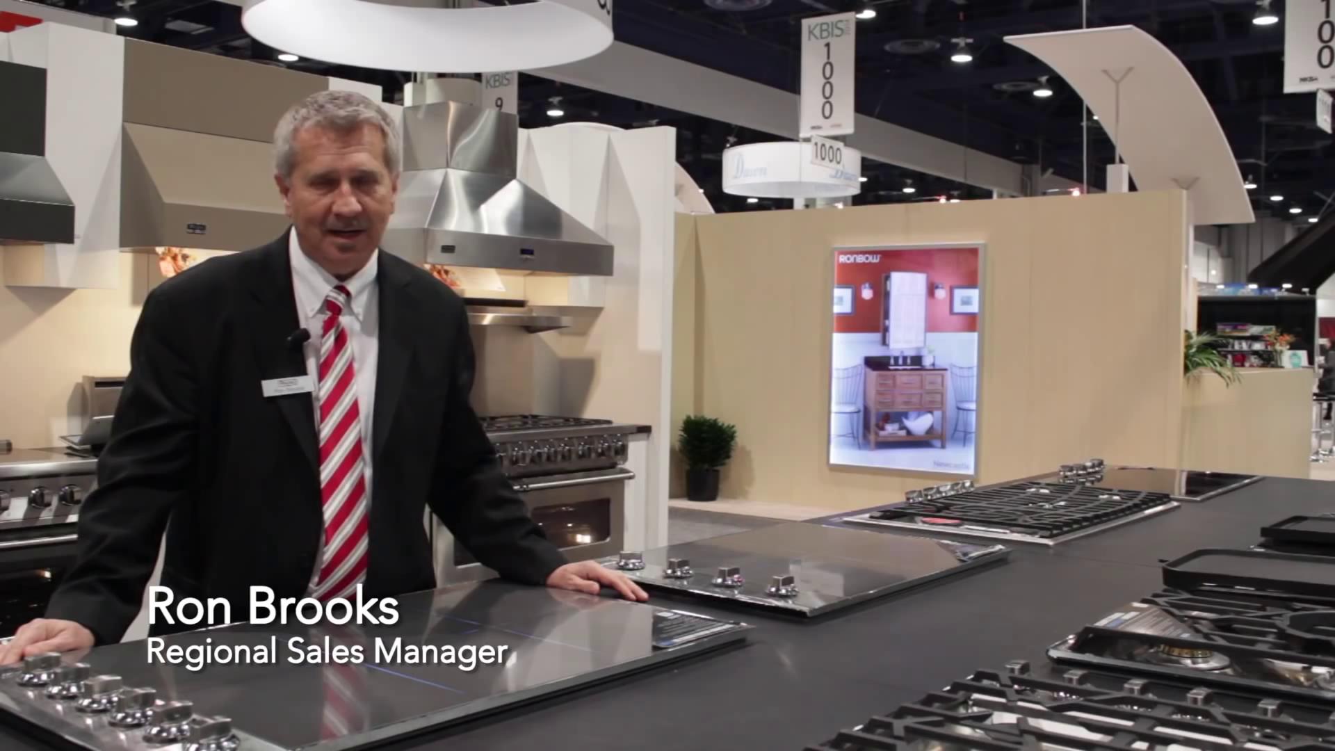 Viking Professional Built-In Cooktops