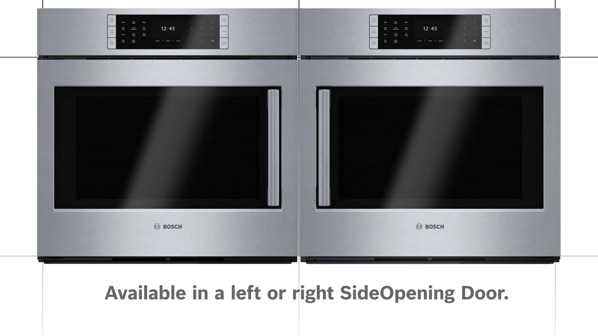 Bosch benchmark flexinduction cooktops kieffer s applianceskieffer s