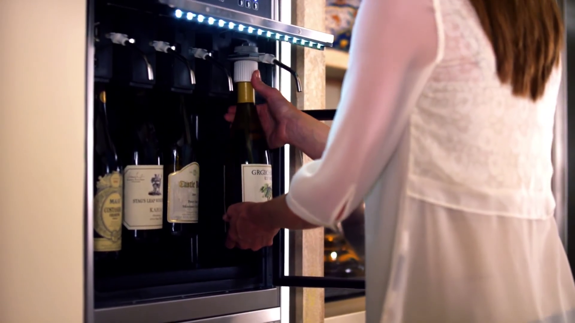 Dacor: Discovery Wine Station