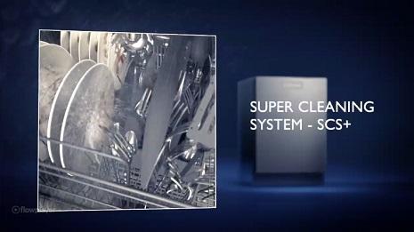 ASKO Super Cleaning System (SCS)