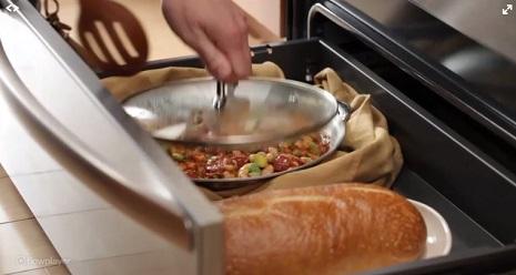 KitchenAid: Slow Cook Warming Drawer