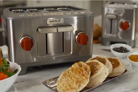 Wolf Gourmet: Toaster