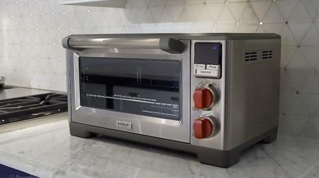 Wolf Gourmet: Countertop Oven