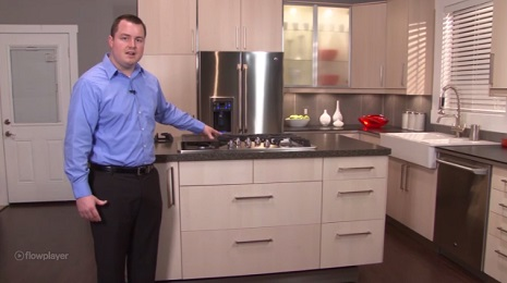 GE: Cafe Cooktops