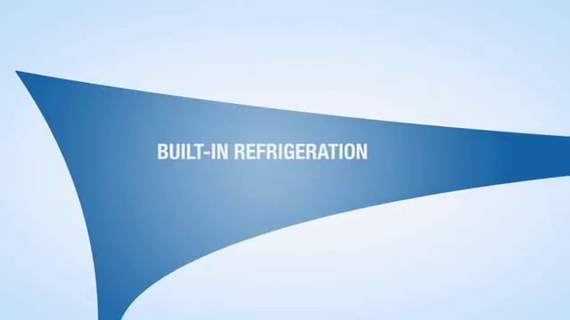 Built-In Refrigeration Product Line