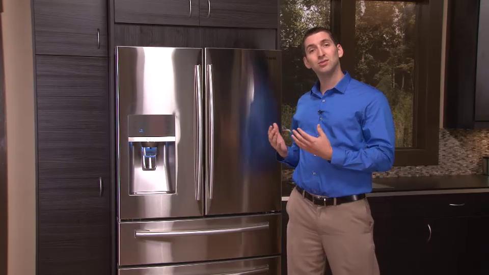 Samsung: French-Door Refrigerators