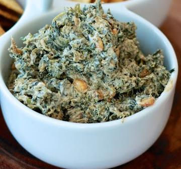 Spicy Spinach Dip 2